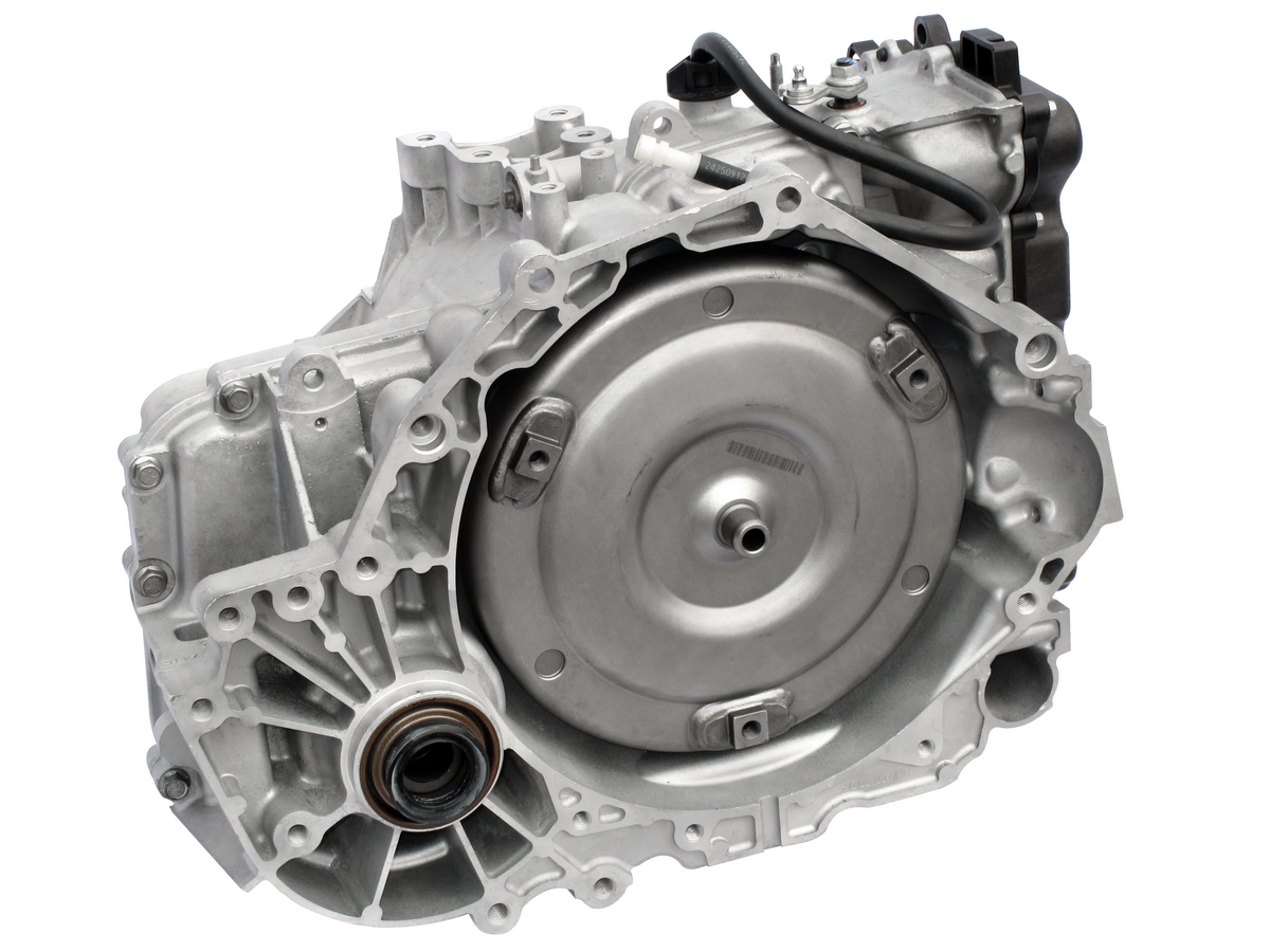 GM 6T40 Transmission - Berkeley Standard